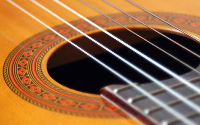 Guitarra viva