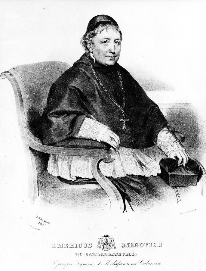 Mirko Ožegović (1775 – 1869.) biskup