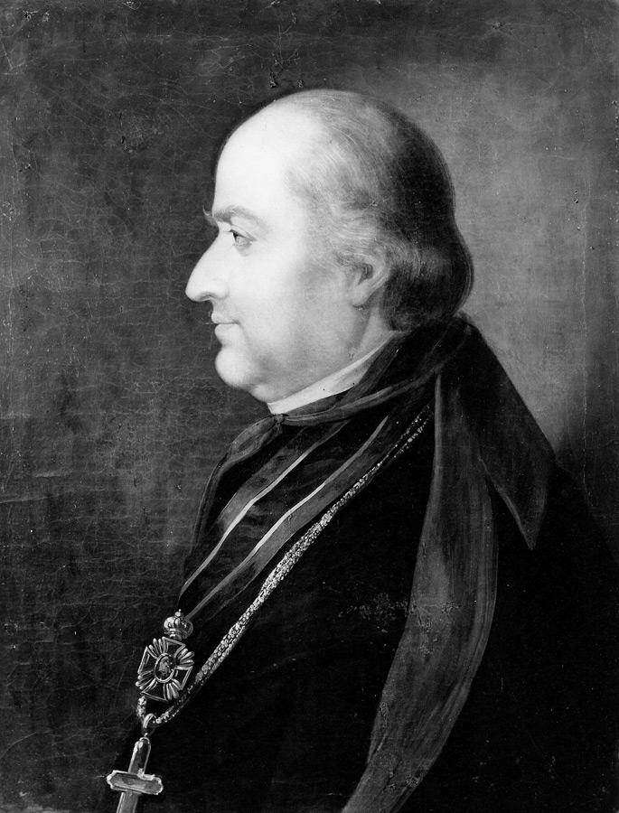 Josip Sermage (1761 – 1833.) vrhovni ravnatelj školstva
