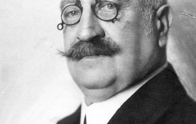 Robert Siebenschein (1864 – 1938.) odvjetnik i političar