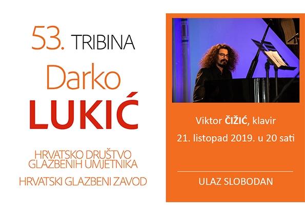 53. Tribina Darko Lukić