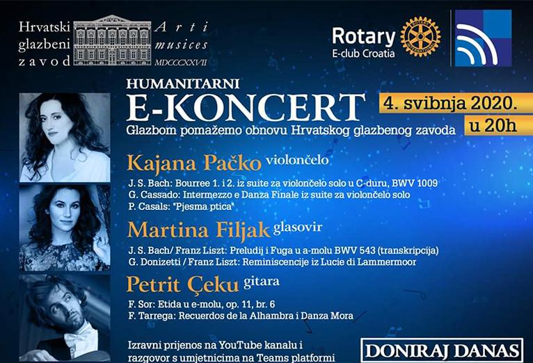 Dobrotvorni koncert za HGZ