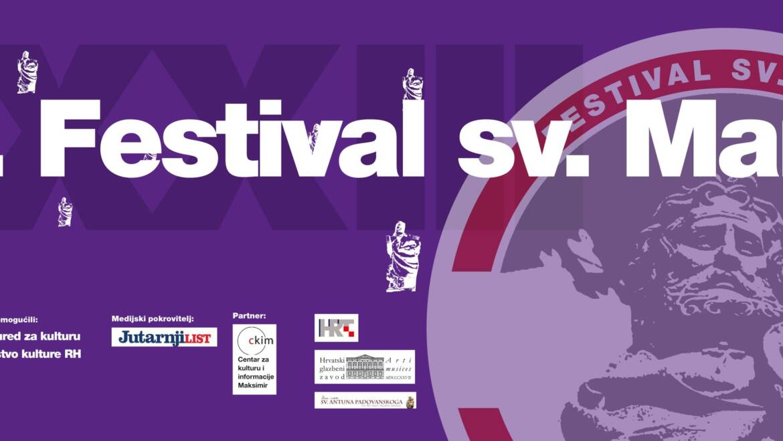 23. Festival sv. Marka