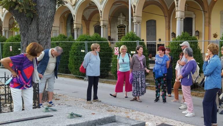 Glazbena šetnja Mirogojem