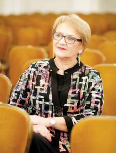 dr. sc. Zdenka Weber