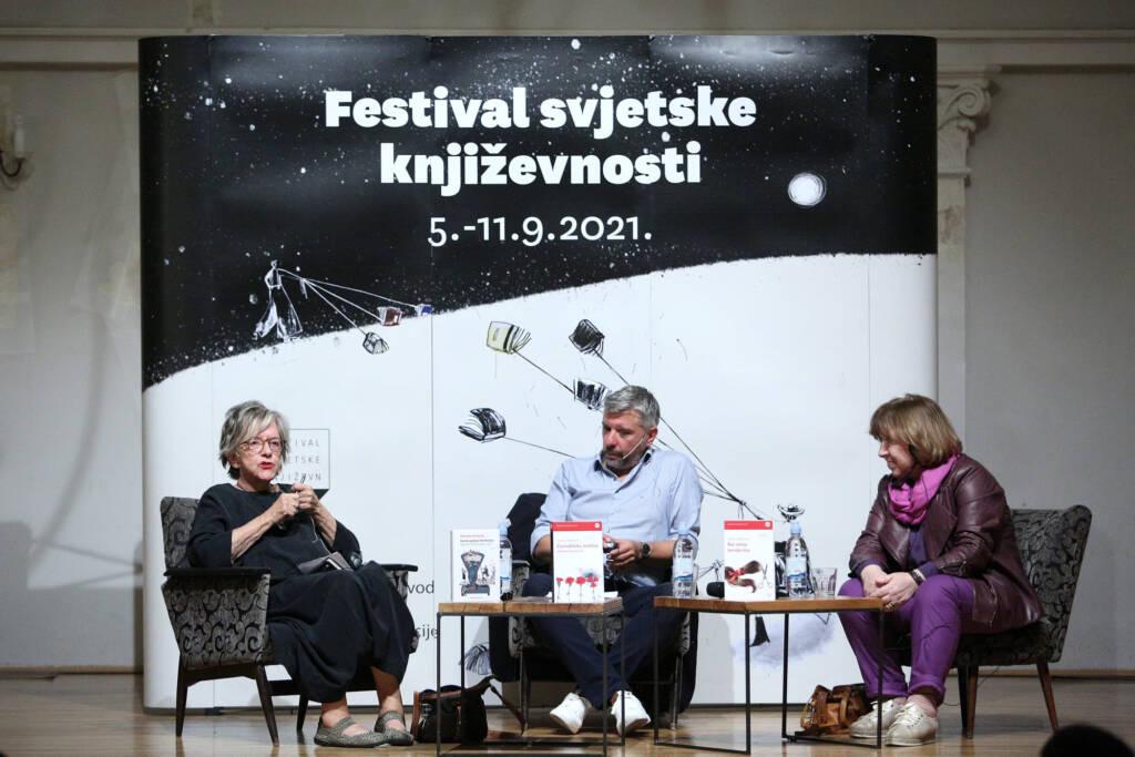 Festival svjetske književenosti 2021.