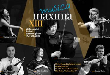 Musica Maxima 13